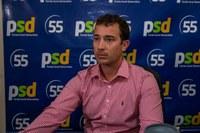 Começou o mandato do vereador Carlos Júnior